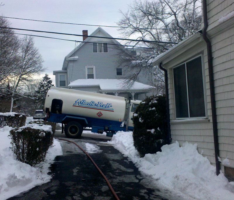Atlantic Pratt Heating Oil Delivery