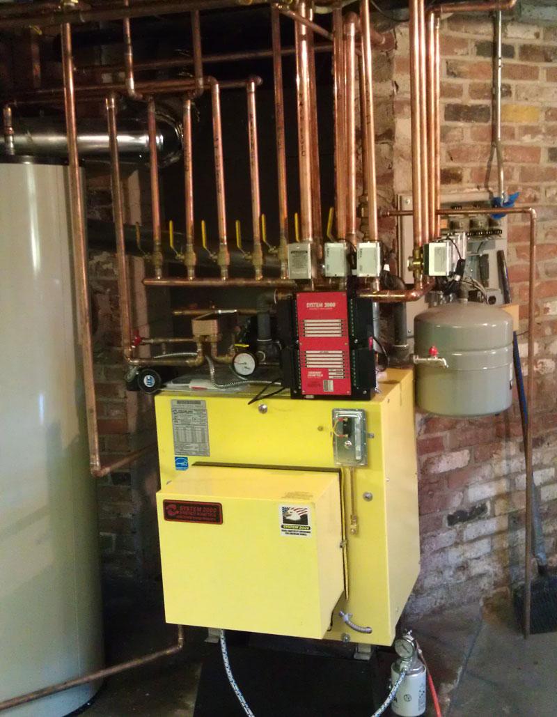 Atlantic Pratt - Oil Heating Installation & Service
